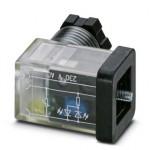 Штекерный модуль для электромагнитного клапана - SACC-VB-3CON-M12/C-1L-SV 230V - 1452288