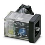 Штекерный модуль для электромагнитного клапана - SACC-VB-3CON-M12/CI-1L-SV 110V - 1452301