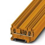 Проходные клеммы - FT 2,5-TWIN OG - 3270054