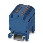 Проходная микроклемма - MP 12X1,5 BU - 3248186