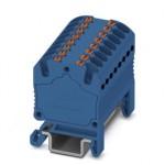 Проходная микроклемма - MP 16X1,5 BU - 3248190
