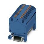 Проходная микроклемма - MP 18X1,5 BU - 3248192