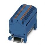 Проходная микроклемма - MP 20X1,5 BU - 3248194