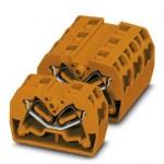 Проходная мини-клемма - MSDBV 2,5-M OG - 3073254