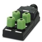 Коробка датчика и исполнительного элемента - SACB-4Q/4P-L-SC - 1662939