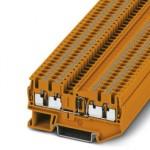 Клеммный блок - PT 2,5-QUATTRO-DIO/L-R OG - 3210271