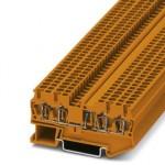 Клеммный блок - ST 2,5-QUATTRO-DIO/L-R OG - 3028937