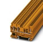 Проходные клеммы - ST 2,5-TWIN/ 1P OG - 3061091