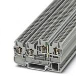 Клеммный модуль для подключения датчиков и исполнительных элементов - STIO 2,5/3-2B/L-LA24GN/O-M - 3209031