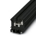 Проходные клеммы - UK 5-TWIN BK - 3048535