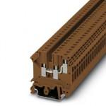 Проходные клеммы - UK 5-TWIN BN - 3216066