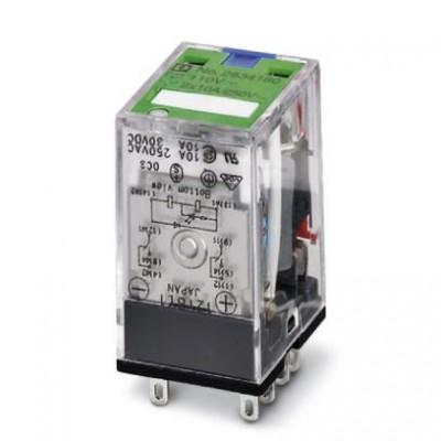 Одиночное реле - REL-IR/LDM-110DC/2X21 - 2834180