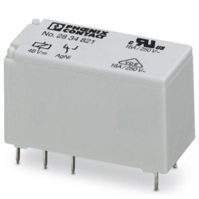 Одиночное реле - REL-MR- 48DC/21HC - 2834821