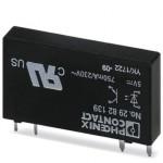 Миниатюрные полупроводниковые реле - OPT- 5DC/230AC/ 1 - 2982139