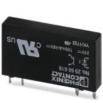 Миниатюрные полупроводниковые реле - OPT-24DC/ 48DC/100 - 2966618