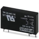 Миниатюрные полупроводниковые реле - OPT-60DC/ 24DC/ 2 - 2966605