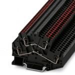 Клеммный блок - STTBS 2,5-DIO/O-U BK - 3028005