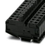 Клеммы для установки предохранителей - ZFK 6-DREHSILED 24 (6,3X32) - 3025587