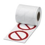 Запрещающая табличка - PML-P100 (D100)R - 1014226