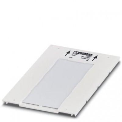 Вставная табличка - PMLP-RFID/HF (90X38) - 0830956