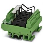 Модуль с несколькими реле - UMK- 4 RM 24 - 2971344