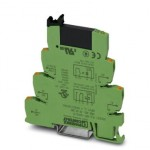 Модуль полупроводникового реле - PLC-OPT-120UC/ 24DC/2 - 2900367