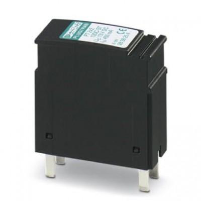 Штекерный модуль для защиты от перенапр-й - PT 2X2-12DC-ST - 2838254
