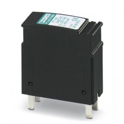 Штекерный модуль для защиты от перенапр-й - PT 2X2-24AC-ST - 2838283