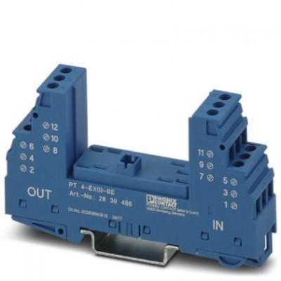 Базовый элемент для защиты от перенапряжений - PT 4-EX(I)-BE - 2839486