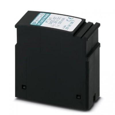 Штекерный модуль для защиты от перенапр-й - PT 2X1-24DC-ST - 2856087