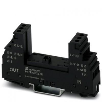 Базовый элемент для защиты от перенапряжений - PT PE/S+1X2-BE - 2856265