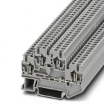 Двухъярусная пружинная клемма - STTB 2,5-BE - 3035519