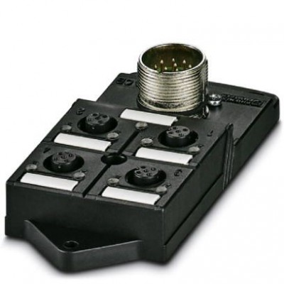 Коробка датчика и исполнительного элемента - SACB-4/ 4-M23 - 1692792