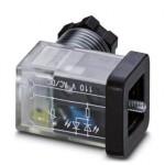 Штекерный модуль для электромагнитного клапана - SACC-VB-3CON-M12/C-1L-SV 110V - 1452275