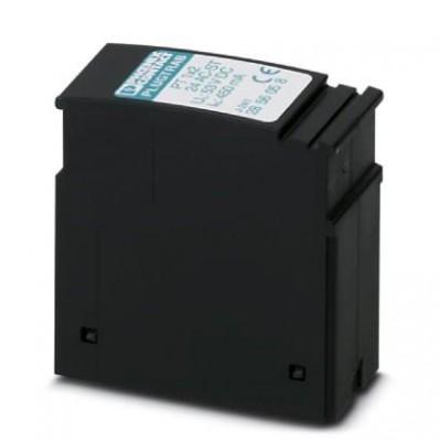 Штекерный модуль для защиты от перенапр-й - PT 1X2-24AC-ST - 2856058