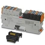 Модуль ввода-вывода - AXL F DO16/2 2H - 1027904