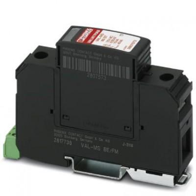 Разрядник для защиты от импульсных перенапряжений, тип 2 - VAL-MS 60/FM - 2868033