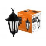 Светильник садово-парковый НСУ 06-60-001 шестигранник, подвес, пластик, черный TDM
