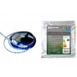Лента светодиодная SMD2835-60 LED/м-IP65-12 В-4,8 Вт/м-синий (5 м) TDM