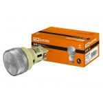 Лампа ENR-22 сигнальная d22мм белый неон/230В цилиндр TDM