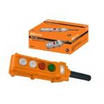 Пульт управления ПКТ-20ПС, кнопки Пуск с фиксацией, Стоп, вверх, вниз, IP54 TDM