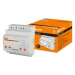 ПФ-01 переключатель фаз (однофазный АВР) с приорит.фазой (3х16А, 160-210В, 230-280В) TDM